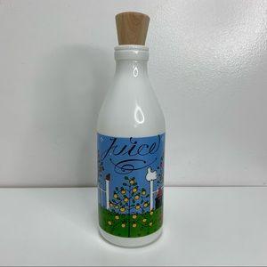 1982 Lillian Vernon Juice Bottle